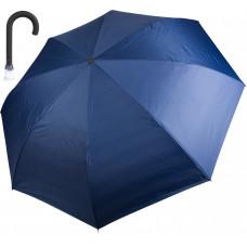 Зонт трость реверсивный Neyrat Autun-Vice Versaголубой с белыми полосами (80 M.5010)