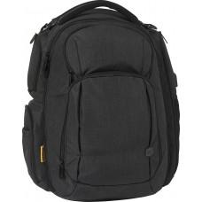 Рюкзак CAT Bizz Tools (33л) с отделением для ноутбука темно-серый (83729.218)