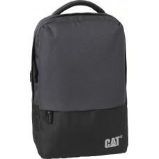 Рюкзак CAT Mochilas (42см/18л) с отделением для ноутбука 15.6 темно-серый (83730.369)