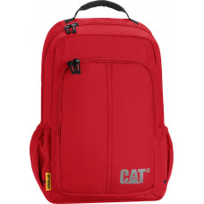 Рюкзак CAT Mochilas (45см/22л) с отделением для ноутбука 15.6 красный (83305.03)