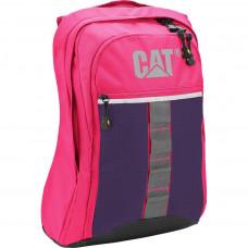 Рюкзак CAT Urban Active (17 л) с отделением для ноутбука (15.6) розовый/фиолетовый (82557.186)