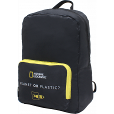 Рюкзак National Geographic Foldable складной черный (N14403.06)