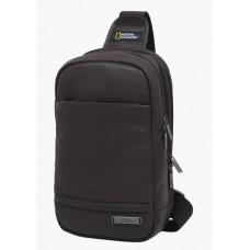 Рюкзак (RFID защита) National Geographic Peak темно-коричневый (N13805.33)
