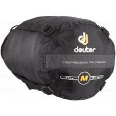Компресійний мішок Deuter Compression Packsack M колір 7000 black