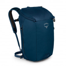 Рюкзак Osprey Transporter Zip Deep Water Blue - O/S - синий