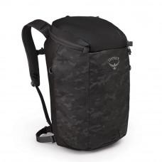Рюкзак Osprey Transporter Zip Camo Black - O/S - черный