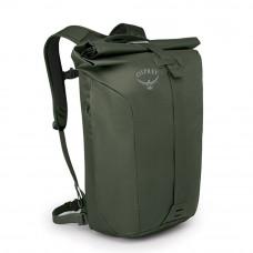 Рюкзак Osprey Transporter Roll Haybale Green - O/S - зеленый