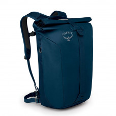 Рюкзак Osprey Transporter Roll Deep Water Blue - O/S - синий