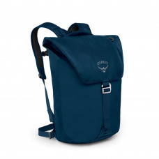 Рюкзак Osprey Transporter Flap Deep Water Blue - O/S - синий