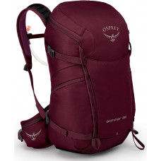 Рюкзак Osprey Skimmer 32 Plum Red O/S красный