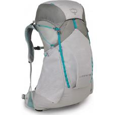Рюкзак Osprey Lumina 45 Cyan Silver WM серый