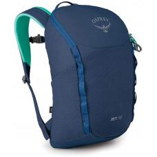 Рюкзак Osprey Jet 12 Wave Blue O/S синий