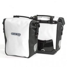 Гермосумка велосипедная Ortlieb Sport-Roller City white-black 12,5 л