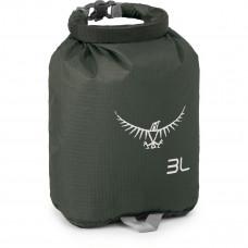 Гермомешок Osprey Ultralight Drysack 3L Shadow Grey - серый