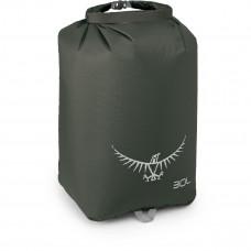 Гермомешок Osprey Ultralight Drysack 30L Shadow Grey - серый