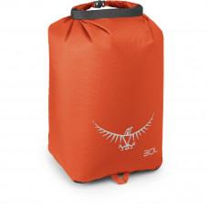 Гермомешок Osprey Ultralight Drysack 30L Poppy Orange - оранжевый