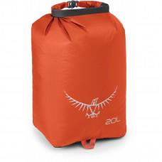 Гермомешок Osprey Ultralight Drysack 20L Poppy Orange - оранжевый