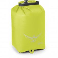 Гермомешок Osprey Ultralight Drysack 20L Electric Lime - зеленый