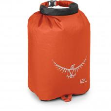 Гермомешок Osprey Ultralight Drysack 12L Poppy Orange - оранжевый