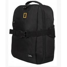 Рюкзак с отделением для ноутбука (RFID карман) National Geographic Recovery черный (N14108.06)