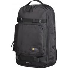 Рюкзак с отделением для ноутбука (RFID карман) National Geographic Rotor черный (N14305.06)