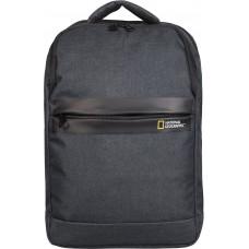 Рюкзак с отделением для ноутбука National Geographic Stream антрацит (N13107.89)