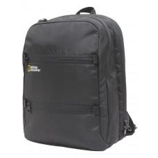 Рюкзак с отделением для ноутбука (RFID карман) National Geographic Transform серый (N13211.22)