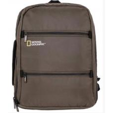 Рюкзак с отделением для ноутбука (RFID карман) National Geographic Transform хаки (N13211.11)