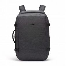 Рюкзак Pacsafe Maxi антивор Vibe 40, 7 степеней защиты, серый