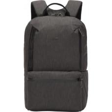 Рюкзак антивор Metrosafe X 20L, 6 степеней защиты, серый