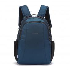 Рюкзак антивор Metrosafe LS350, 6 степеней защиты, темно-синий