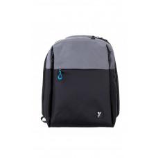 Рюкзак Roncato Parker 16 л с отделением для ноутбука 15 черный (41715801)