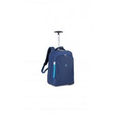 Рюкзак с отделением для ноутбука на колесах Roncato City Break 25 л темно-синий (41462823)