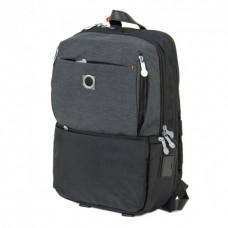 Рюкзак Echolac с отделением для ноутбука 17 Black (EcCKP786)