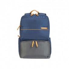 Рюкзак Echolac Lorenzo с отделением для ноутбука 17 Blue Grey (EcCKP658)