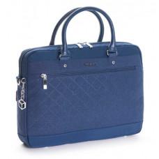 Сумка Hedgren Diamond Star 5.9 л для ноутбука женская синяя (HDST03/155)