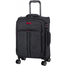 Чемодан IT Luggage  Applaud Grey-Black S 41л