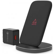 Беспроводное зарядное устройство Adonit Wireless Fast Charging Stand Black (3130-17-07-C)