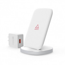 Беспроводное зарядное устройство Adonit Wireless Fast Charging Stand White (3130-17-08-C)