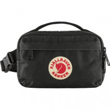 Поясная сумка Fjallraven Kanken Hip Pack Black (23796.550)