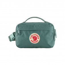 Поясная сумка Fjallraven Kanken Hip Pack Frost Green (23796.664)