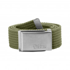 Пояс Fjallraven Merano Canvas Belt Green (77028.620)