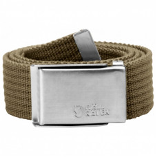 Пояс Fjallraven Merano Canvas Belt Taupe (77028.284)