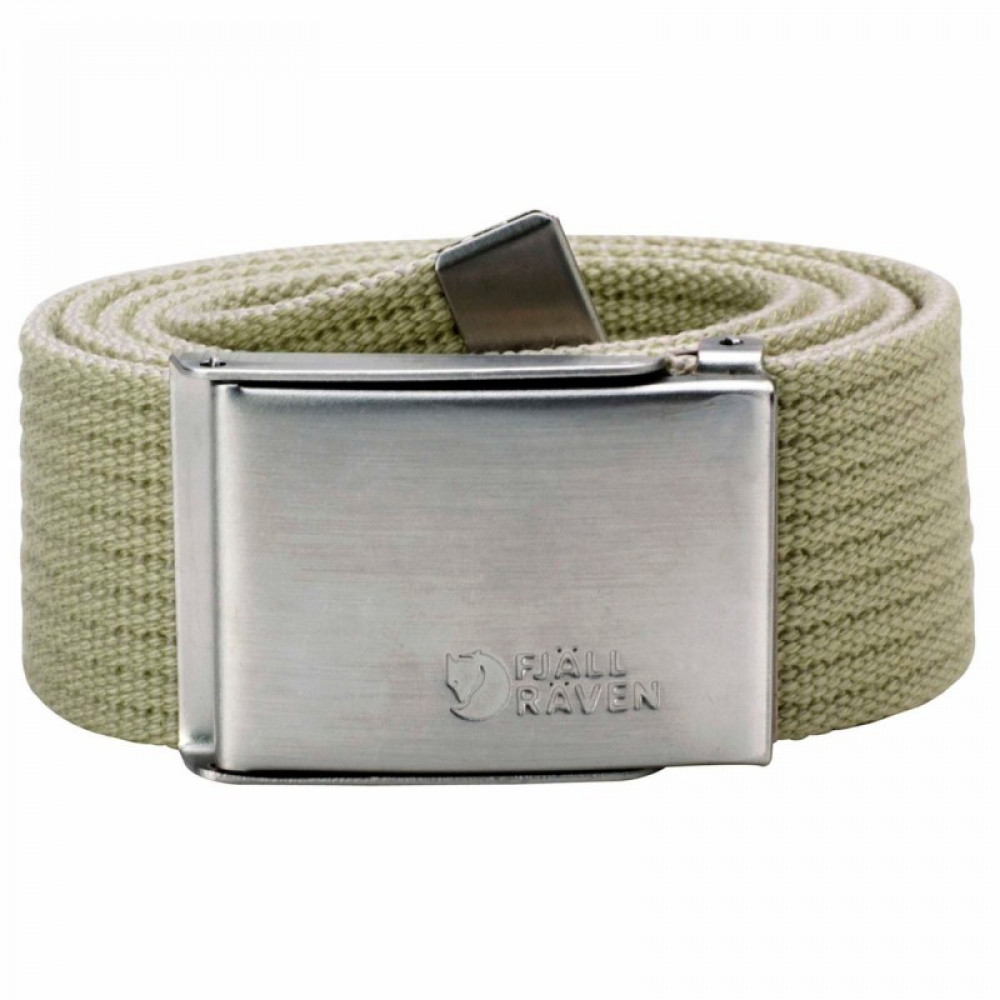 Фото Пояс Fjallraven Merano Canvas Belt Sand (77028.220)