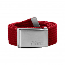 Пояс Fjallraven Merano Canvas Belt Deep Red (77028.325)