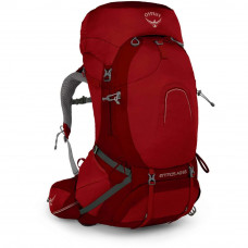 Рюкзак Osprey Atmos AG 65 Rigby Red MD красный