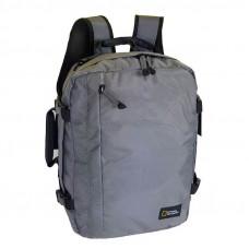 Рюкзак-сумка з відділенням для ноутбука National Geographic Hybrid антрацит (N11802.89)