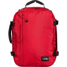 Рюкзак-сумка с отделением для ноутбука National Geographic Hybrid красный (N11802.35)