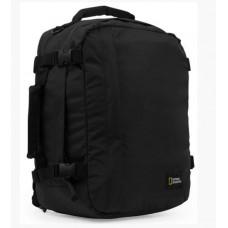 Рюкзак-сумка з відділенням для ноутбука National Geographic Hybrid чорний (N11802.06)