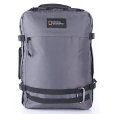 Рюкзак-сумка з відділенням для ноутбука National Geographic Hybrid антрацит (N11801.89)